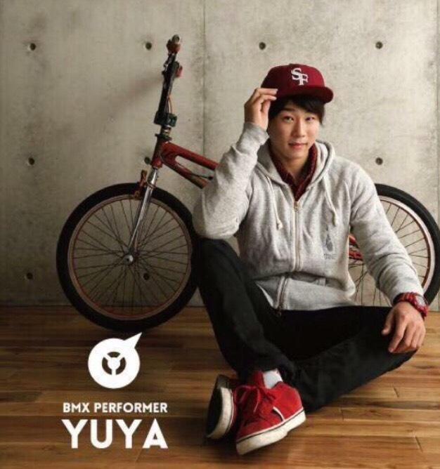 BMX Performer YUYA