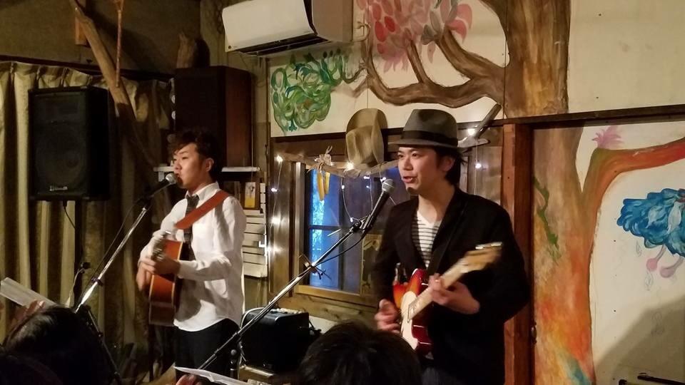 高橋てつや with 加藤ケンタ